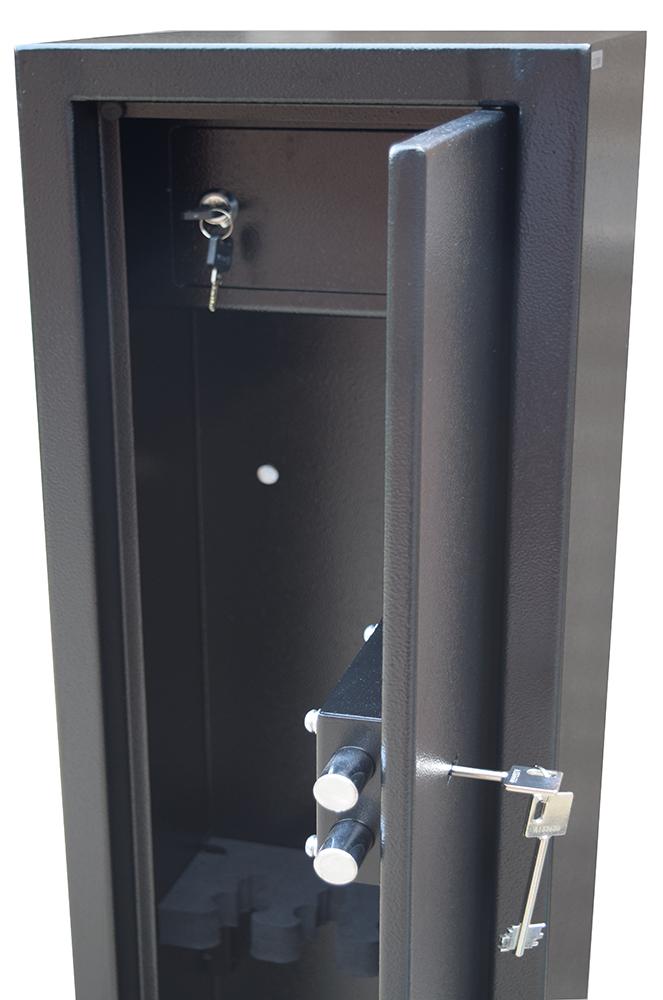 4 Gun Cabinet Inner Ammo Safeclay Pigeon Traps Gun Cabinets