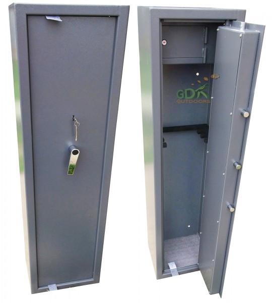 6 Gun vault gun cabinet