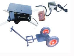 Clay trap accessories