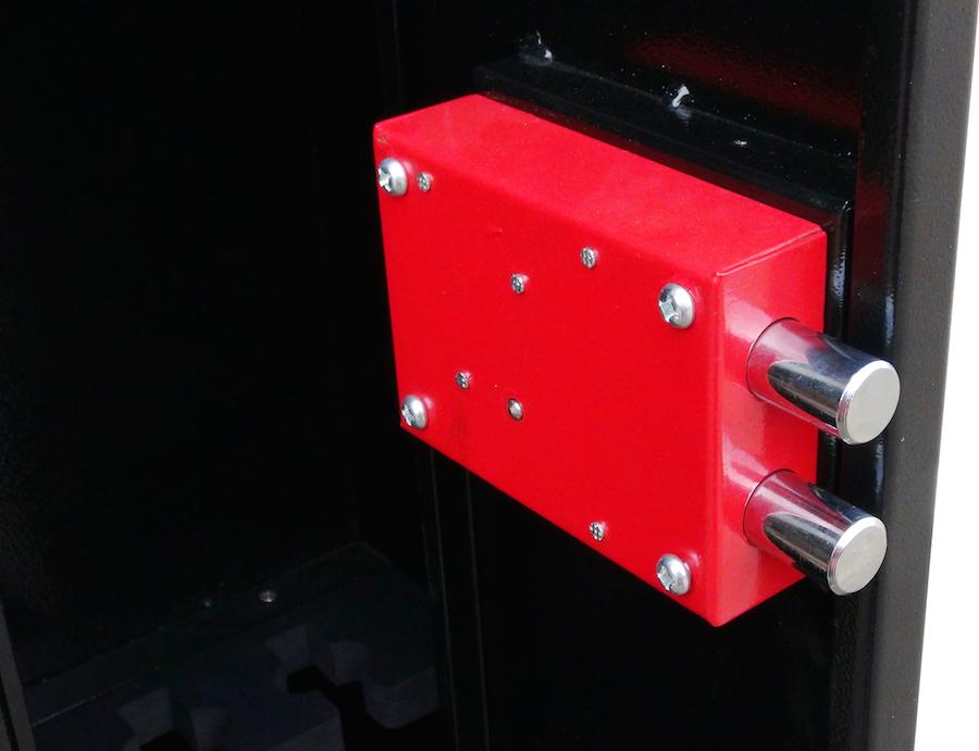 3 gun cabinet locks ...