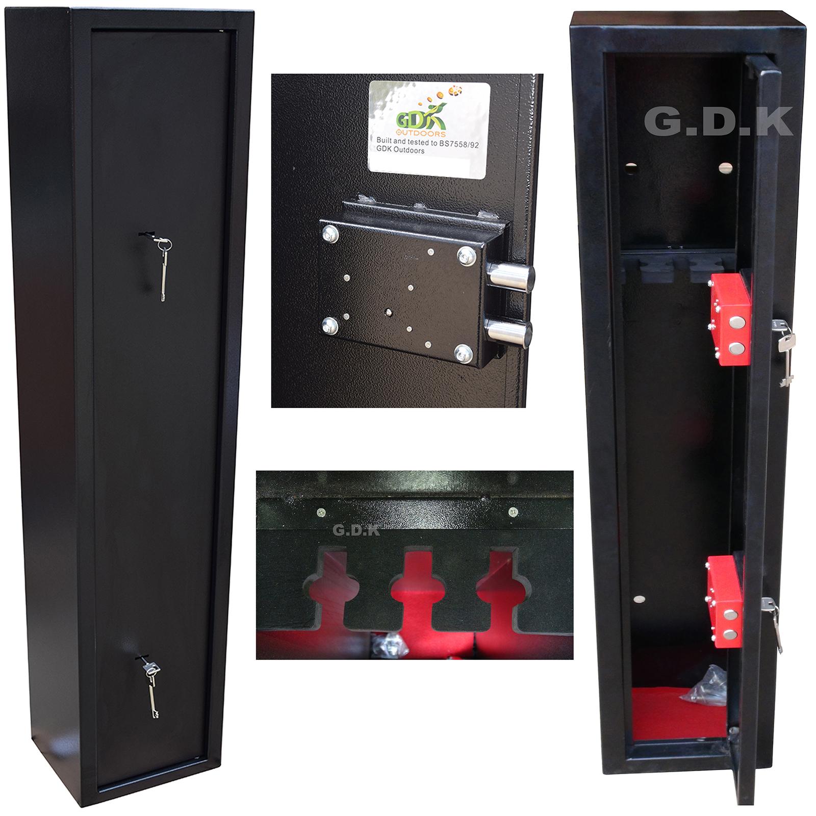 Main image 3 gun cabinet.