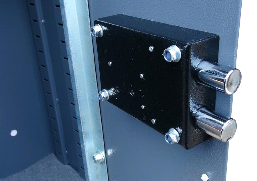 7 lever key lock