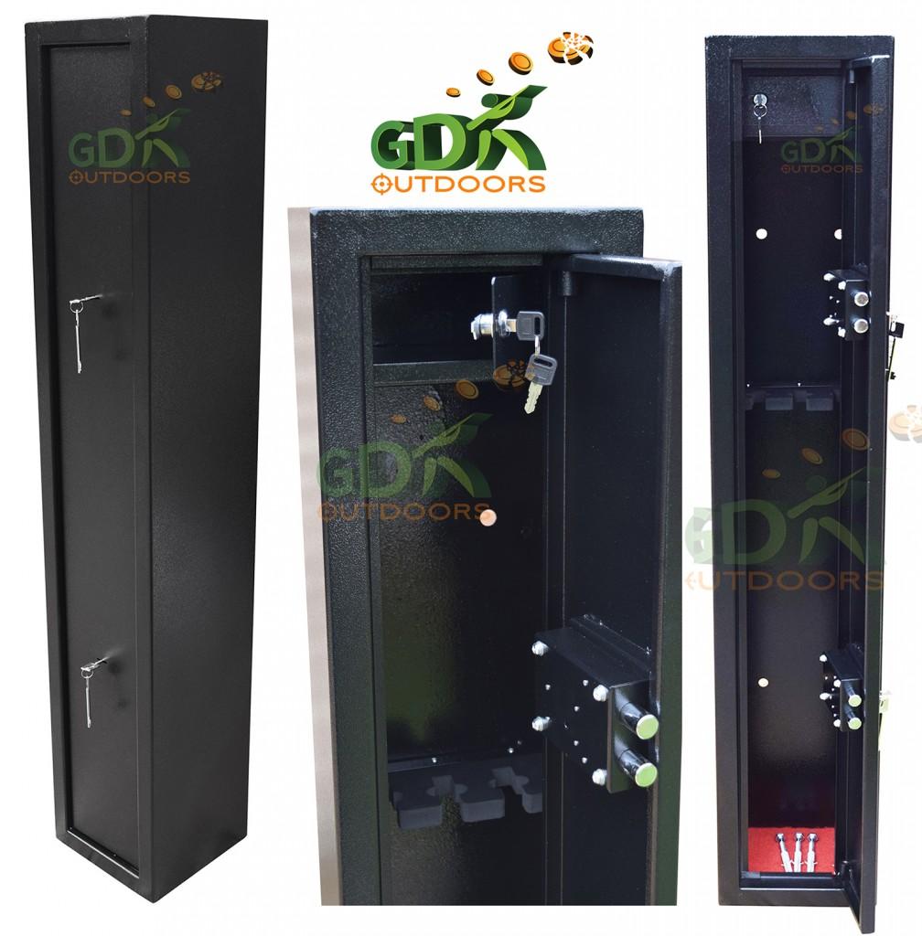 3 - 5 gun cabinet